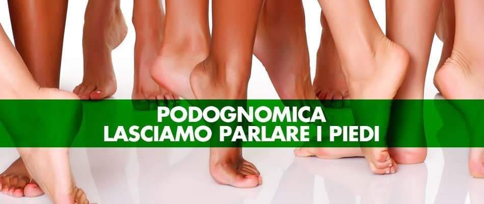 Podognomica: lasciamo parlare i piedi