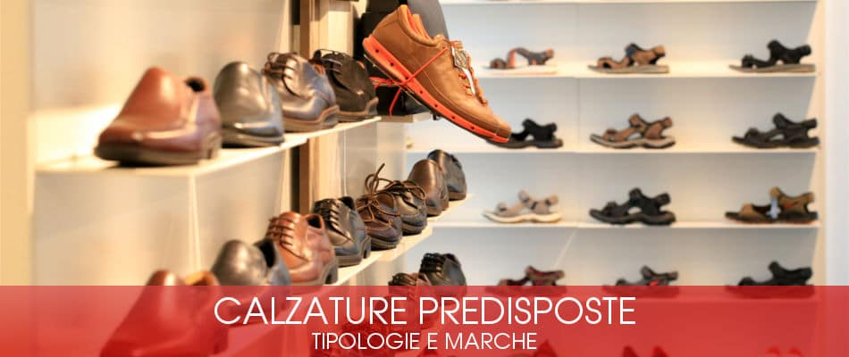 E Calzature Predisposte Tipologie Fisiopodos Marche raaTqE