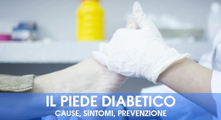 Il piede diabetico: cause, sintomi, prevenzione