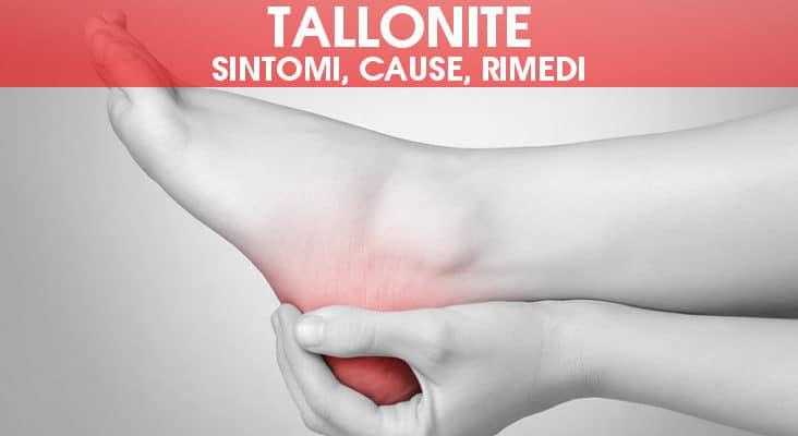 Tallonite: sintomi, cause e rimedi